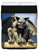 The Gargoyle  Duvet Cover