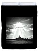 The Gateway Of Generations Duvet Cover