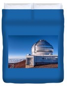 The Gemini Observatory Duvet Cover