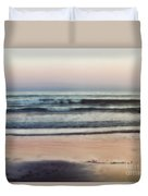 The Gentle Sea Duvet Cover