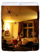 The George Inn Middle Wallop Duvet Cover