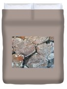 The Giant's Causeway Duvet Cover