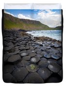 The Giant's Causeway - Staircase Duvet Cover