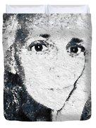 The Gingerbread Girl Duvet Cover