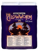 The Glowworm Duvet Cover