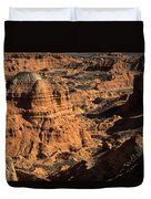 The Gobi Duvet Cover by Anonymous