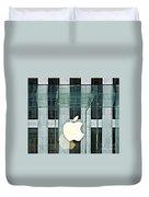 The Golden Apple Duvet Cover