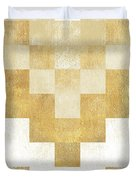 The Golden Path Duvet Cover