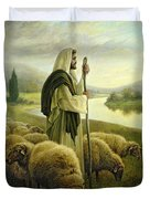 The Good Shepherd Duvet Cover