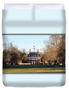 The Governor's Palace Duvet Cover