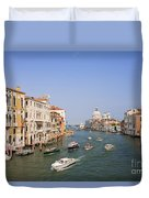 The Grand Canal, Venice Duvet Cover