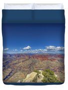 The Grand Canyon--another Look Duvet Cover