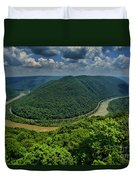 The Grand View Duvet Cover
