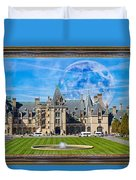 The Grand Vision  Duvet Cover