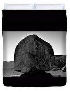 The Great Boulder Duvet Cover