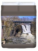 The Great Falls Duvet Cover