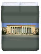 The Great Hall Of The People Duvet Cover