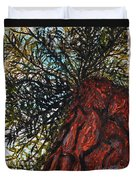 The Great Hemlock Duvet Cover