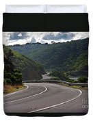 The Great Ocean Road Duvet Cover