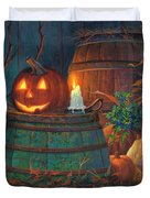 The Great Pumpkin Duvet Cover