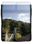 The Great Wall 649 Duvet Cover