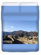 The Great Wall 858 Duvet Cover