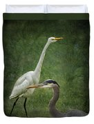 The Greats - Birds That Is... Duvet Cover