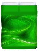 The Green Factor Duvet Cover