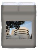 The Guggenheim Museum Duvet Cover