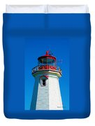 The Guiding Light Duvet Cover