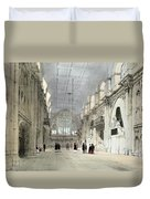 The Guildhall, Interior, From London As Duvet Cover