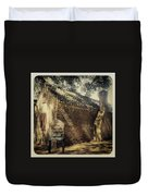 The Gullah Theater At Boone Hall Duvet Cover