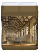 The Hall Of Trinity College, Cambridge Duvet Cover