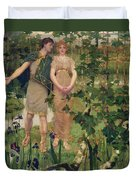 The Happy Valley, 1898 Duvet Cover