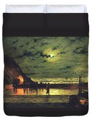 The Harbour Flare Duvet Cover