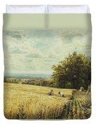 The Harvesters Duvet Cover