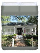 The Haunted Grove Home Duvet Cover by Donna Wilson