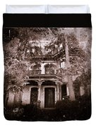 The Haunting Duvet Cover by David Dehner