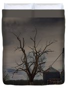 The Haunting Tree Duvet Cover