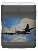 The Hawker Duvet Cover
