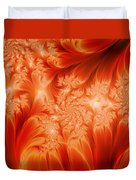 The Heat Of The Sun Duvet Cover