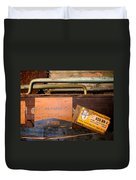 The Heights 8 Duvet Cover