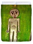 The Hollow Men 88 - Lone Idea Duvet Cover