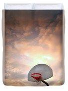 The Hoop Duvet Cover