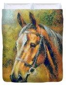 The Horse's Head Duvet Cover
