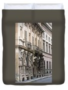 The House Of Omenoni Milan Italy Duvet Cover