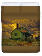 The House Of Refuge Duvet Cover