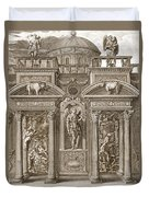 The House Of Sleep, 1731 Duvet Cover