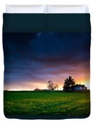 The House Of The Rising Sun Duvet Cover