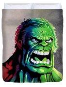 The Hulk Duvet Cover